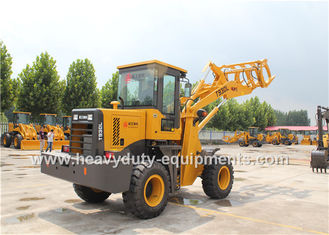 China Yellow Wheel Loader Equipment supplier