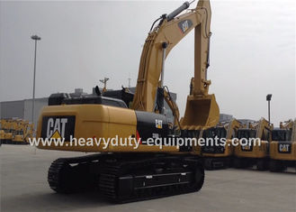 China Caterpillar Excavator 330D2L with 30tons Operation Weight , 156kw Cat Engine, 1.54m3 Bucket supplier
