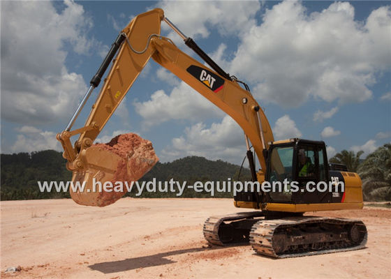China 22.3 T Caterpillar Hydraulic Excavator supplier