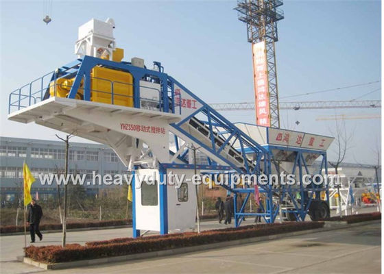 China Hongda HZS/HLS90 of Concrete Mixing Plants having the 105kw power supplier