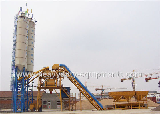 China Hongda HZS150 of Concrete Mixing Plants having the 175 kw power supplier