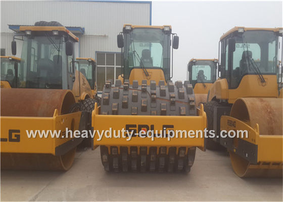 China Single Drum Vibratory Road Roller supplier