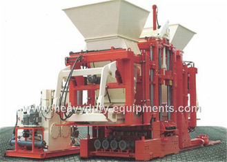 China 39.85 kW Automatic Concrete Block Making Machine 15-25 s cycle time VTOZ Hydraulic Valve supplier