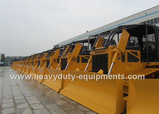 China Low Ground Pressure Full Hydraulic Bulldozer SD16YS For Wetland Conditions supplier