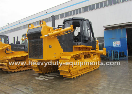 China Shantui Bulldozer SD32D , 37tons Weight ,Cummins Engine , 10cbm Dozing Capacity ,  Three-Shank Ripper supplier