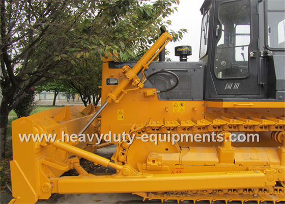 China 1800 Rpm Shantui Construction Machinery Heavy Equipment Bulldozer Single Ripper 695mm depth supplier