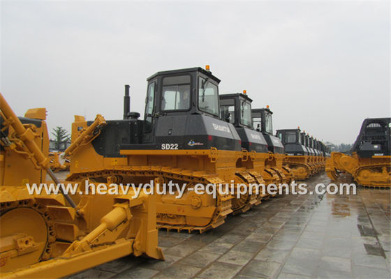 China Shantui bulldozer SD22 equipped with Weichai WD12G240E26 engine supplier