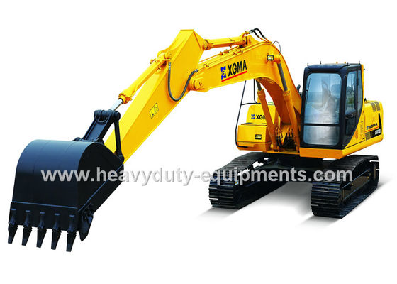 China Construction Equipment Hydraulic System Excavator 185Kn Max. Traction supplier
