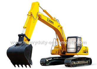 China High Strength Structure Hydraulic Crawler Excavator Long Arm 25.5T Operating Weight supplier