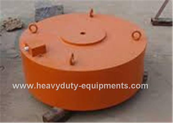 China Magnetically Industrial Mining Equipment Electromagnetic Separator 175mm Hanging Height supplier