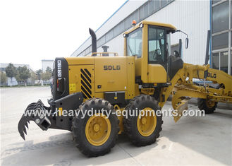 China ROPS Cabin SDLG Motor Grader LG9190 with 148kw Deutz Engine Hangchi Gearbox supplier