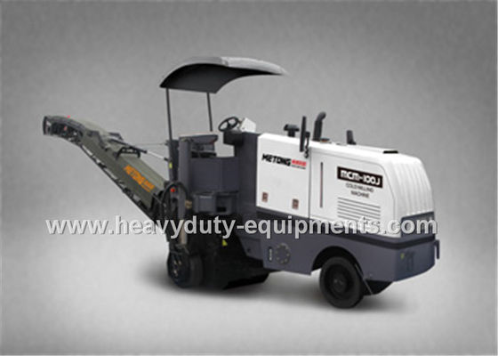 China CM1001J Cold Milling machine with 1000mm milling width and 12mm blade pitch supplier