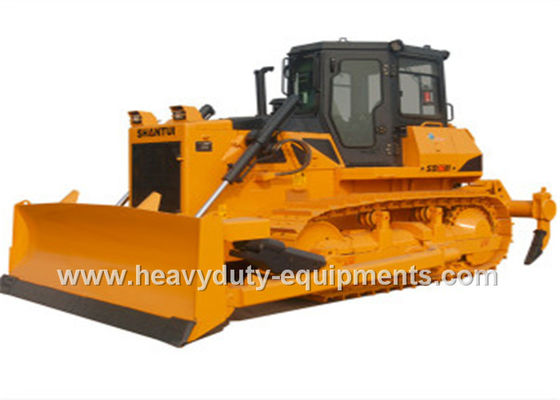 China Earth Movers Equipment 23.44 Tons Crawler Bulldozer 560mm Track Shoe Width supplier