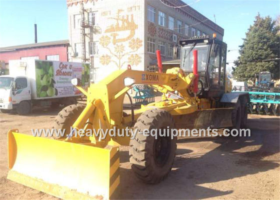 China XGMA XG3200C Motor Grader adopted hydrodynamic torque converte supplier