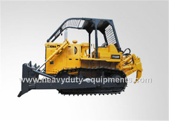 China XG4220F Shantui Construction Machinery Bulldozer XGMA 4.8m3 blade capacity supplier