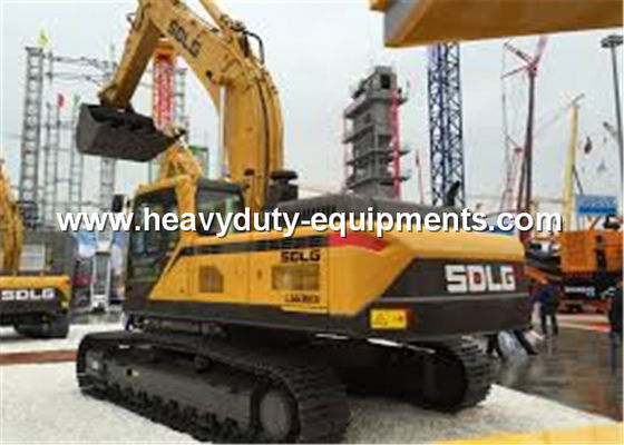 China SD130 Engine Hydraulic System Excavator / 1.7M3 Bucket 36 Tonne Excavator supplier