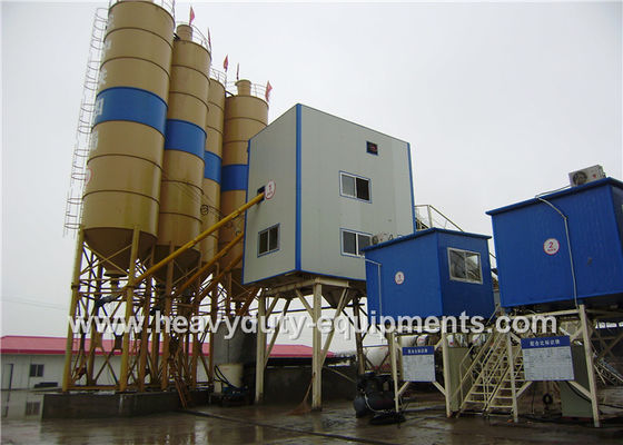 China Shantui HZS25E of Concrete Mixing Plants having the theoretical productivity in 25m3 / h supplier