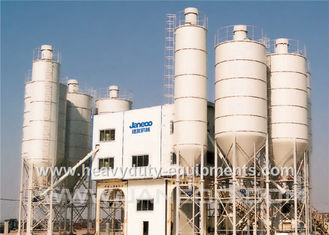 China Shantui HZS75E of Concrete Mixing Plants having the theoretical productivity in 75m3 / h supplier