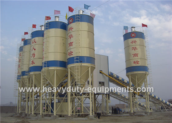 China Shantui HZS40E of Concrete Mixing Plants having the theoretical productivity in 40m3 / h supplier