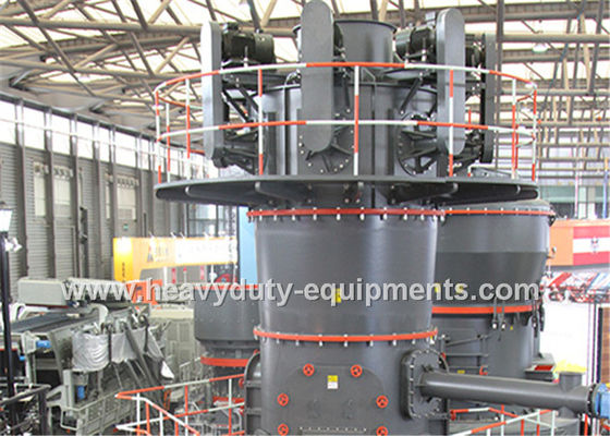 China Automatic Control Ultra Fine Vertical Roller Mill 1200mm Wheel Diameter 3 Set Roll supplier