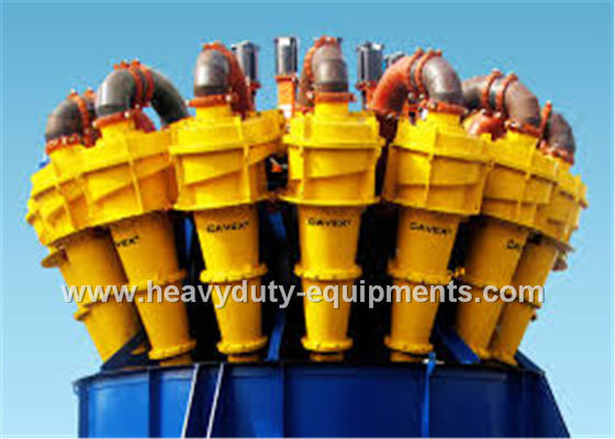 China Grinding Hydrocyclone 110mm Cylinder supplier