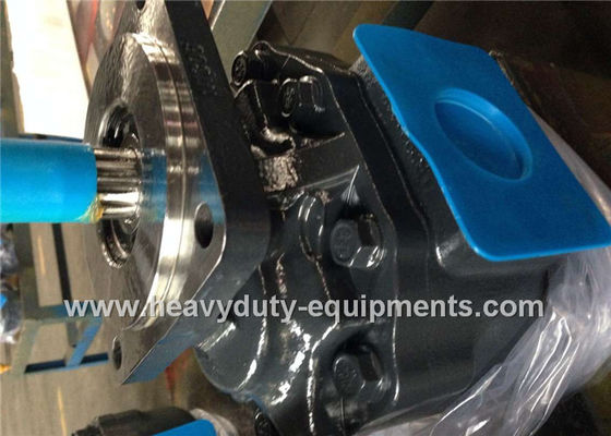 China 42 kg XCMG wheel Loader Hydraulic Pump 5006087 LW300F ф127 Front Edge supplier