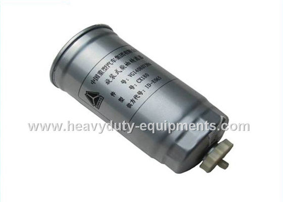 China EGR Model Construction Equipment Spare Parts Engine Fuel Filter VG14080740A supplier