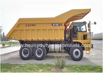 China Rated load 30 tons Off road Mining Dump Truck Tipper 336hp with 19m3 body cargo Volume supplier