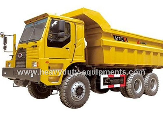 China Rated load 40 tons Off road Mining Dump Truck Tipper 276kw engine power with 26m3 body cargo Volume supplier