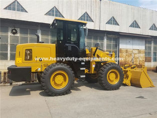 China Sinomtp 936 3tons Wheel Loader With Standard Axle And 9600kg Weight Heavy Equipment Loader supplier