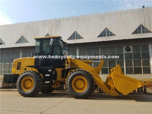 China Sinomtp Lg933 3tons Wheel Shovel Loader With Cummins Engine And Zf Transmission supplier