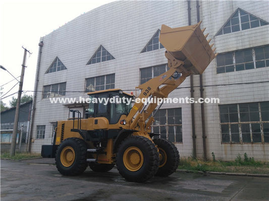 China 3000kg Loading Capacity And 1.8m³ Bucket Wheel Loader For Contruction Using supplier
