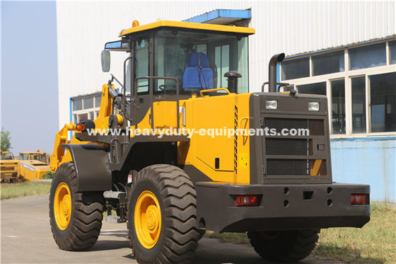 China 3T Small Front Loader With 1.8m³ Bucket Capaity Can Be Optional As Deuta Or Weichai Engine supplier