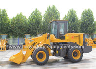 China Hydraulic Pilot Control Small Front Loader 1.8 Tons With 280 Torque Converter factory