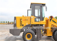 China T926L Small Wheel Loader With Air Condition Quick Hitch And Attachments factory