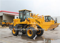 China Hydraulic Pilot Control Front Loader Equipment T939L Air Brake With Quick Hitch Attachments factory