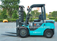 3500kg FD35 Industrial Forklift Truck Diesel Power Source 1070×125×45mm