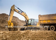 0.6 SLR Bucket Hydraulic Shovel Excavator With Cat® C7.1 ACERT™ engine