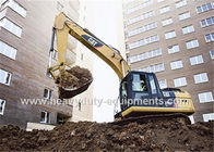 China Caterpillar CAT320D2 L hydraulic excavator with maximum loading heigh 6490mm factory