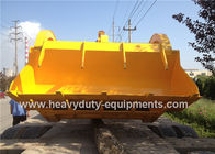 Heavy Equipment Parts 1.8M3 GP Wheel Loader Bucket Reinforced Type 3.0t Rated Load
