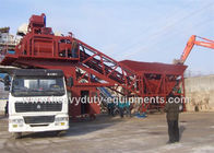 China Hongda HZS/HLS120 Concrete Construction Equipment 125kw Concrete Mixing Plants factory