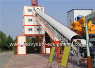 China Hongda HZS/HLS60 of Concrete Mixing Plants equipped with Discharging Height 3.8m factory
