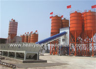 China Hongda HZS200 of Concrete Mixing Plants having the 220 kw power company