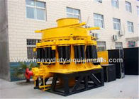 China Sinomtp HPT Cone Crusher with the capacity from 90t/h to 250t/h used in frit factory