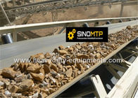 China Belt conveyor used for transferring lump materials or manufactured products factory