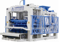China Buildings / Road Pavers / Gardens Fully Automatic Brick Making Machine 57.88kw company