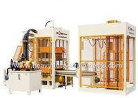 China 7.5 Ton Automatic Block Making Machine , 6 Pieces Per Mould Brick Forming Machine factory