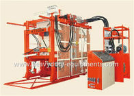 China 15T Gross Weight Hollow Automatic Block Making Machine PLC Control System company