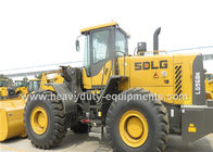 China Front End Wheel Loader SDLG L968F VOLVO Electric Liquid Transmission SDLG Heavy Axle for Mining Area factory