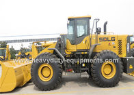 China 6T SDLG L968F Wheel Loader Equipment With Pilot Control Weichai 178kw Engine VOLVO Technology factory